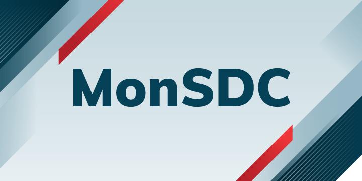 Besoin d'aide pour exporter?  Créez votre compte MonSDC aujourd'hui même!